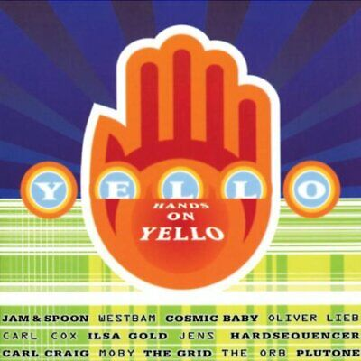 Yello - Hands on Yello - Yello CD 67VG The Cheap Fast Free Post The Cheap Fast