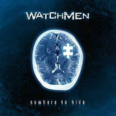 Watchmen-Nowhere To Hide CD NEW