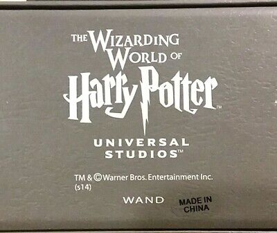 """The Wizarding World of Harry Potter """"Cho Chang"""" 15"""" Wand by Universal Studios"""