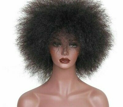 Ladies Hair Synthetic Wig Short Curly Heat Resistant Fiber Hairpiece Accessories