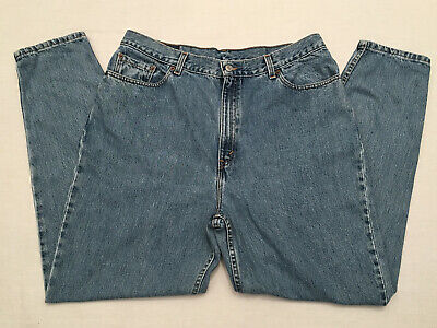 29a7999c WOMEN'S PLUS SIZE Levi's 550 Relaxed Fit Tapered Leg Blue Jeans Size ...