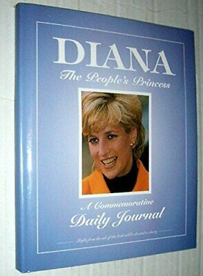 Diana, The Peoples Princess: A Commemorative Daily Journal, Charles Spencer, Use