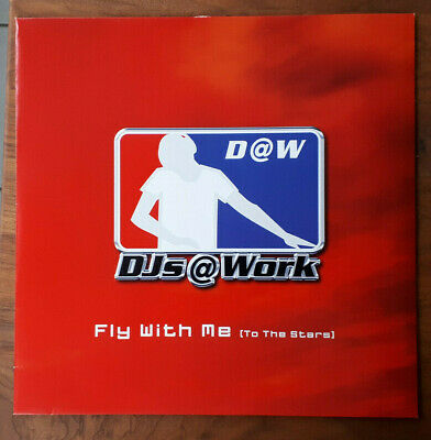 "DJ´S @ WORK - Fly With Me (12"" Vinyl Maxi)"