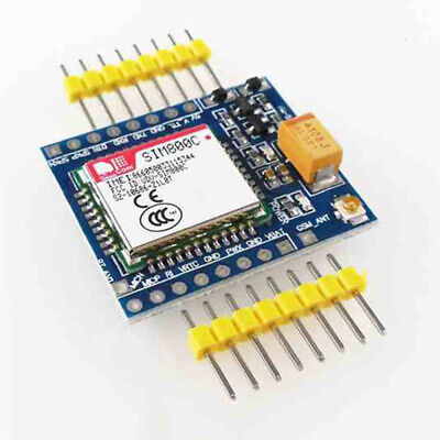WAVESHARE GSM/GPRS/GNSS/BLUETOOTH HAT for Raspberry Pi Zero/2B/3B
