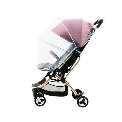 Baby Stroller Pushchair Mosquito Insect Shield Net Safe Infants Protection B