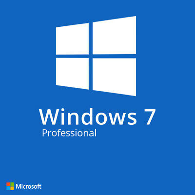 Windows 7 Professional Pro License Key Full Version 32/64Bit MS Fast Dellivery