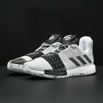 1 Bw0546 Mens Trainers~basketball~uk 6 6.5 And 12 To 19 Adidas Harden Vol