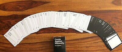 Cards Against Humanity First Expansion Box Slightly Worn - Cards Great Condition