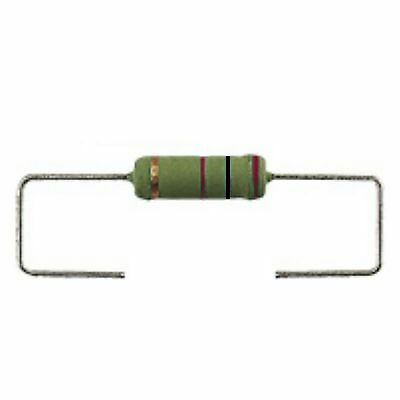 2 x 100 ohm 3 W Wire wound resistor 3W 100R 100ohm axial power res r