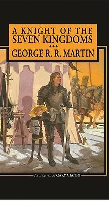 A KNIGHT OF THE SEVEN KINGDOMS, Signed by George R.R. Martin, Subterranean Press