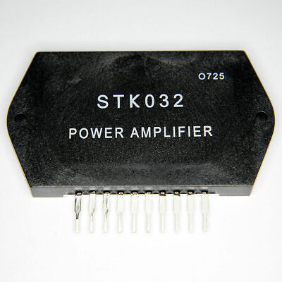 STK435 New Replacement IC Audio Amplifier Integrated Circuit Replaces NTE1218