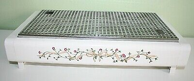 Vintage Brabantia Eternal Beau Tea light Plate Food Warmer Kitchen Dinner Party