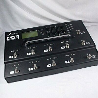 FRACTAL AUDIO SYSTEMS AX8 Amp Modeler and Multi-FX