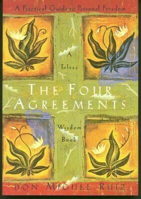 The Four Agreements : A Practical Guide to Personal Freedom P.D.F Email Delivery