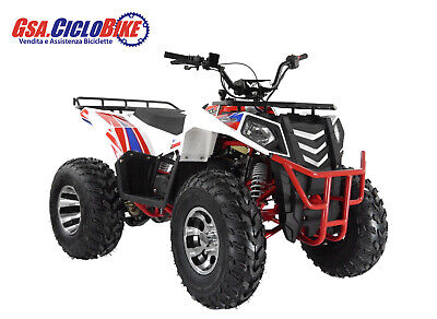 QUAD COMMANDER 200cc QUAD APOLLO MOTORS COMMANDER 200cc CERCHIO IN LEGA 200cc