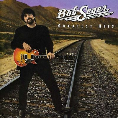 LAST CALL - BOB SEGER & THE SILVER BULLET BAND - GREATEST HITS - Free Shipping!