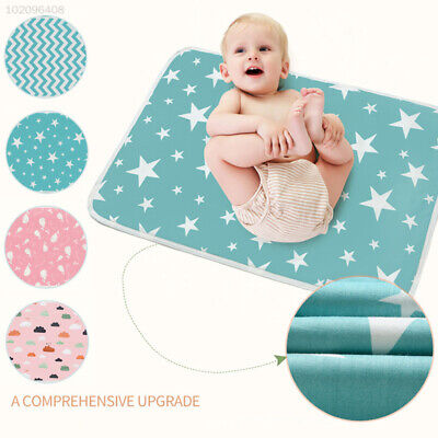 DF9D Comfortable Bed Nappy 50*70cm Pet Chair Safe Changing Sheets Mat
