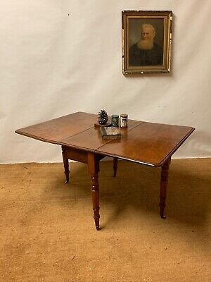 Victorian Mahogany Pembroke Table,drop leaf, extending, occassional dining table