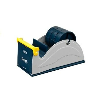 "Commercial Heavy Duty 3"" Stationery Desk Top Tape Dispenser - Multi Roll"