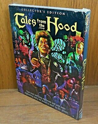 -NEW- Tales from the Hood w/ Slip Cover (Blu Ray, 2017) Collectors Edition