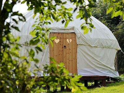 Yurt holiday - secluded and peaceful in South East Cornwall