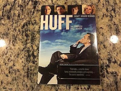 Huff The Complete First Season 1St One New Sealed Dvd Hank Azaria Tv Show 4 Disc