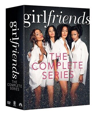 GIRLFRIENDS COMPLETE SERIES New Sealed 25 DVD Set Seasons 1 2 3 4 5 6 7 8