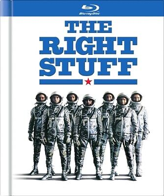 THE RIGHT STUFF New Sealed Blu-ray