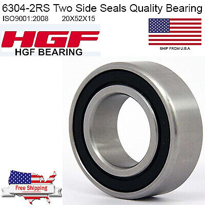 MR74-2RS two side rubber seal MR 74 high quality ball bearing M74 7X4X2.5 mm