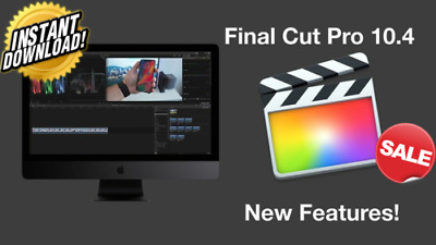 Final Cut Pro X AL  POUR  MAC