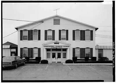 Lexington Motor Company,Connersville,Fayette County,Indiana,IN,HABS,1