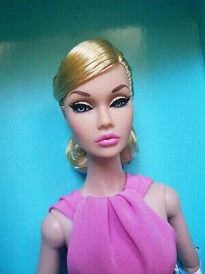 "NRFB SODA POP SATURDAY Poppy Parker W CLUB 12"" doll Integrity Toys"