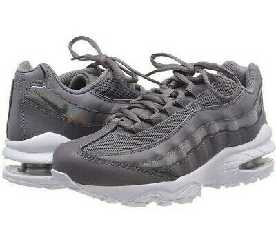 aa4785e5df NEW SZ 4Y Womens 5.5 GS Nike Air Max 95 Running Shoes 307565-902 ...