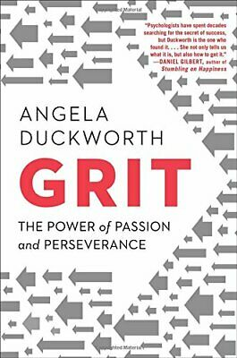 Grit- The Power of Passion and Perseverance by Angela Duckworth P.D.F Delivery
