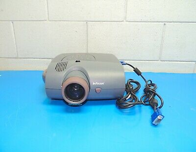InFocus LP755 LCD Projector with Built-in Speaker System