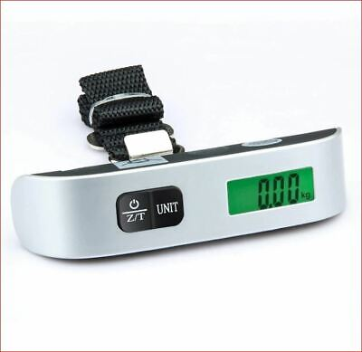 Luggage Scale Electronic Digital Portable Suitcase Travel Scale Weighs Baggage B
