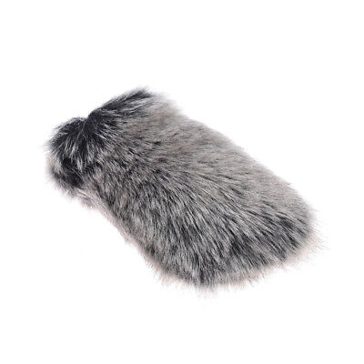 L Size Microphone Mic Furry Windscreen Windshield Cover Muff for TAKSTAR LT N4P5
