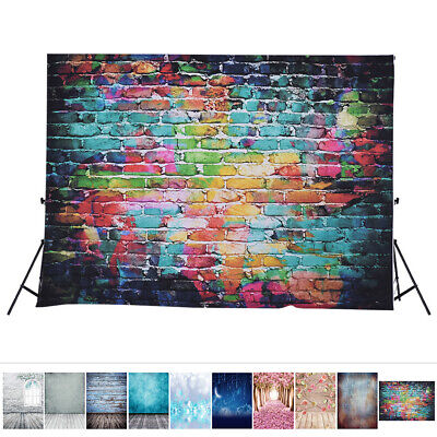 Andoer 1.5 * 2.1m/5 * 6.9ft Photography Backdrop Background Digital Printed J3H2