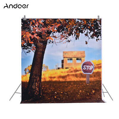 Andoer 1.5 * 2m/4.9 * 6.5ft Photography Background Backdrop Computer T0K4