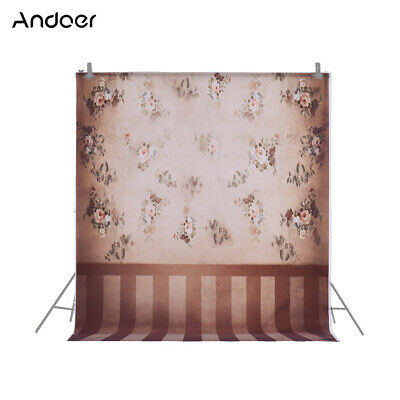 Andoer 1.5 * 2m/4.9 * 6.5ft Photography Background Backdrop Computer Z9R6