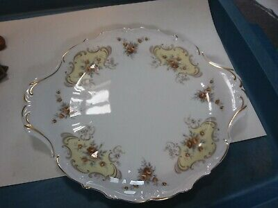 Royal Albert - Plate - September Song - 9 X 10 1/2 Inches