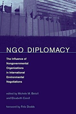 NGO Diplomacy: The Influence of Nongovernmental Organizations in International