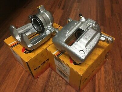 MERCEDES C180 CL203 1.8 Brake Caliper Front Pair 02-08 **BRAND NEW OE QUALITY**