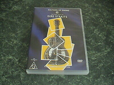 Dire Straits Sultans Of Swing DvD Sultans Twisting Over Gold Investigation