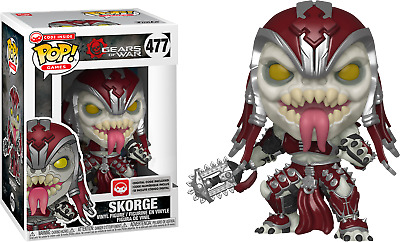 Funko Pop! Gears of War - Skorge with Staff #477 Exclusive