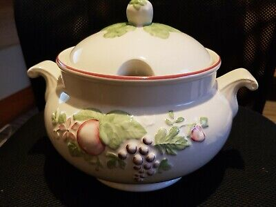 Boots Orchard Soup Tureen Rare Item