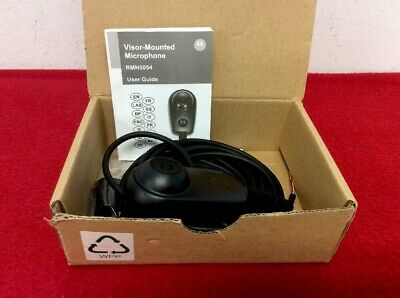 NEW Motorola RMN5054B Visor Microphone for XPR, APX