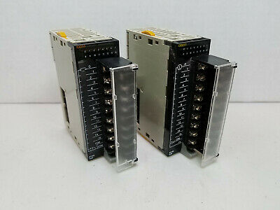 OMRON CJ1W-ID211 and CJ1W-OD211 I/O Units - Working!!