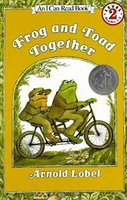 NEW Frog and Toad Together By Arnold Lobel Paperback Free Shipping