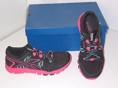 Reebok Yourflex Trainette RS 4.0 Mesh Running Training Sneakers Shoes Womens 7.5